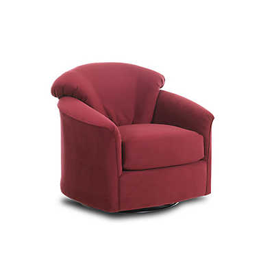 Picture of Minnow Swivel Chair by Klaussner