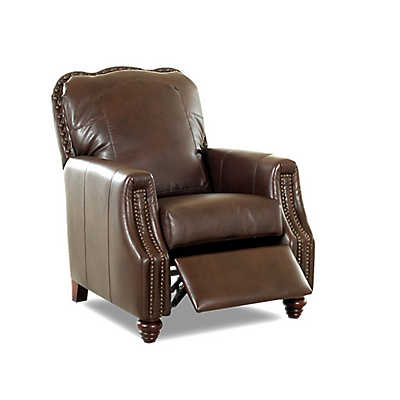 Picture of Monticello Leather Recliner by Klaussner