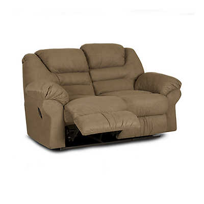 Picture of Pueblo Reclining Loveseat by Klaussner