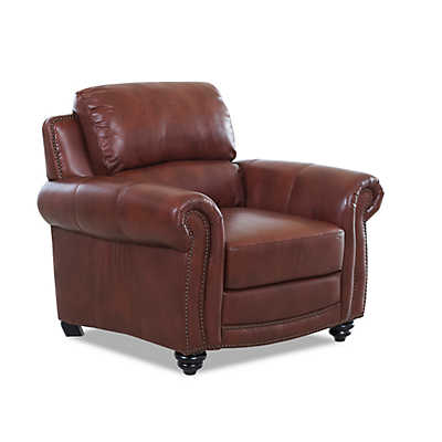 Picture of Sterling Club Chair by Klaussner