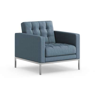 Picture for Florence Knoll Relaxed Lounge Chair by Knoll
