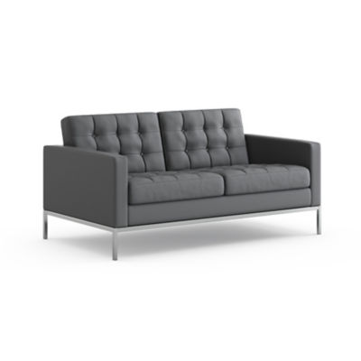 Picture of Florence Knoll Relaxed Settee by Knoll