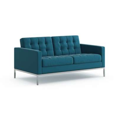 Picture for Florence Knoll Relaxed Settee by Knoll