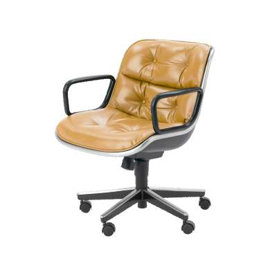 Picture for Pollock Executive Armchair by Knoll