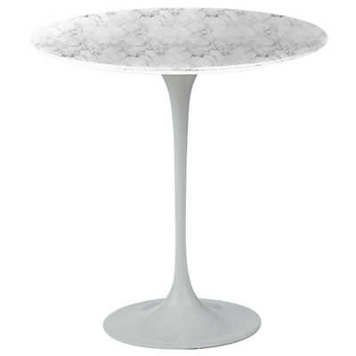 Picture of Saarinen 20in Round Side Table by Knoll