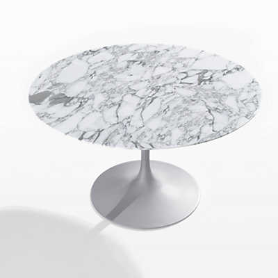 Picture of Saarinen Round Dining Table by Knoll. 54""