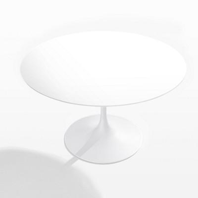 In Round Saarinen Dining Table Smart Furniture - 54 saarinen table