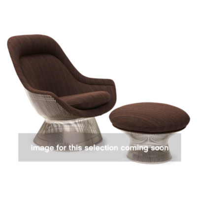 Picture of Platner Easy Chair and Ottoman by Knoll