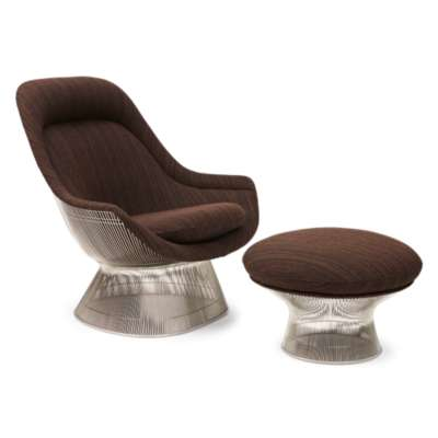 Picture for Platner Easy Chair and Ottoman by Knoll