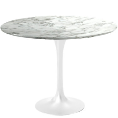 """KN172T2SCMMAS: Customized Item of Saarinen Round Dining Table by Knoll. 36""""   (KN172T)"""