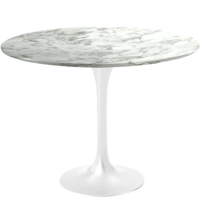 "KN172T2SCMMAS: Customized Item of Saarinen Round Dining Table by Knoll. 36""   (KN172T)"