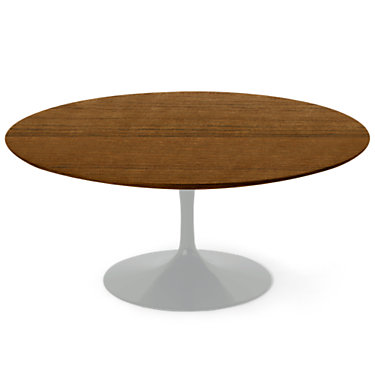 "KN173T2SCMMAS: Customized Item of Saarinen Round Dining Table by Knoll. 42""   (KN173T)"