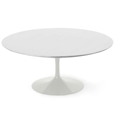 In Round Saarinen Dining Table By Knoll Smart Furniture - Tulip pedestal table base