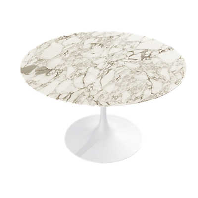 Picture of Saarinen Round Dining Table by Knoll. 47""