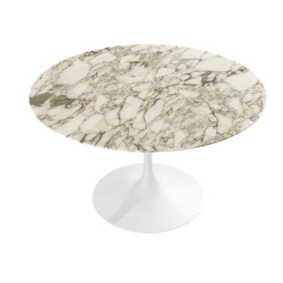 "KN176TPLGCCMB: Customized Item of Saarinen Round Dining Table by Knoll. 47""   (KN176T)"