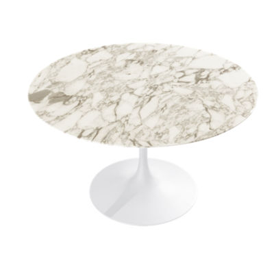 "KN176T2MCSSC: Customized Item of Saarinen Round Dining Table by Knoll. 47""   (KN176T)"