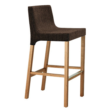 KN1BARSTL-BLACK: Customized Item of Knicker Barstool by Blu Dot (KN1BARSTL)