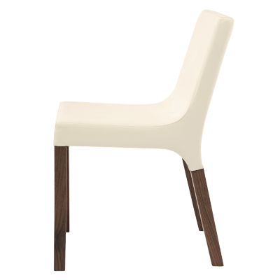KN1SIDCHR-WHITE: Customized Item of Knicker Chair by Blu Dot (KN1SIDCHR)
