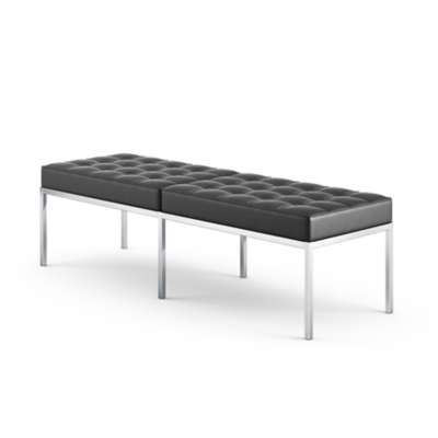 Picture for Florence Knoll 3 Seat Bench by Knoll