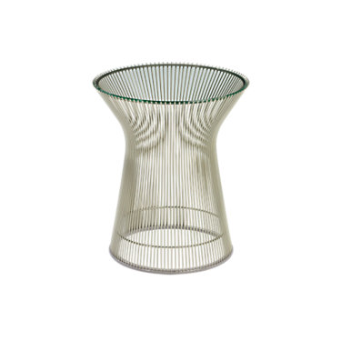 KN3710TNBRG: Customized Item of Platner Side Table by Knoll (KN3710T)