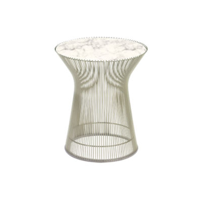 KN3710TNGC: Customized Item of Platner Side Table by Knoll (KN3710T)