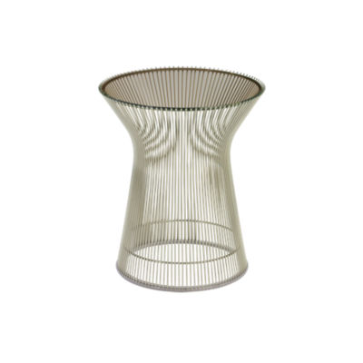 KN3710TBRMBRG: Customized Item of Platner Side Table by Knoll (KN3710T)