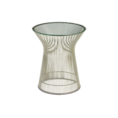 KN3710TNG2: Customized Item of Platner Side Table by Knoll (KN3710T)