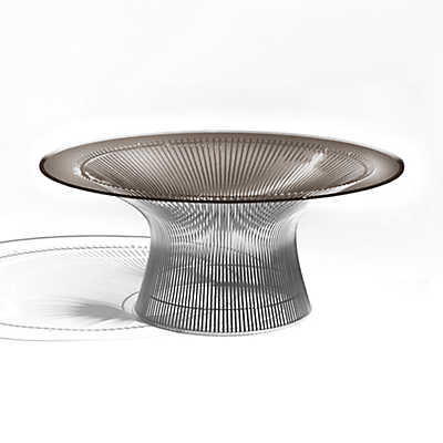 "Picture of 42"" Platner Coffee Table by Knoll"