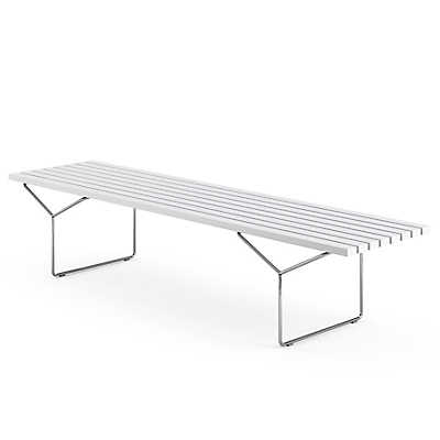 Picture of Bertoia Bench by Knoll