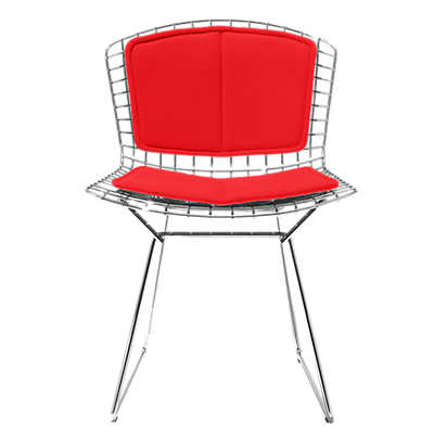 Picture of Bertoia Side Chair, Back and Seat Cushion by Knoll