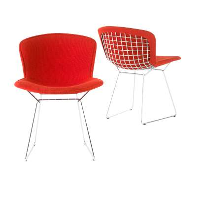 Picture for Bertoia Side Chair, Fully Upholstered by Knoll