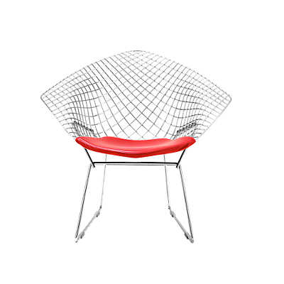 Picture of Bertoia Diamond Chair by Knoll