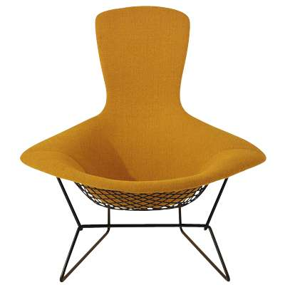 Picture for Bertoia Bird Chair and Ottoman by Knoll