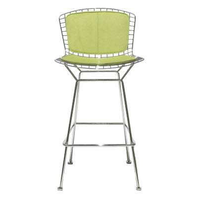 Picture for Bertoia Stool with Seat and Back Pad by Knoll