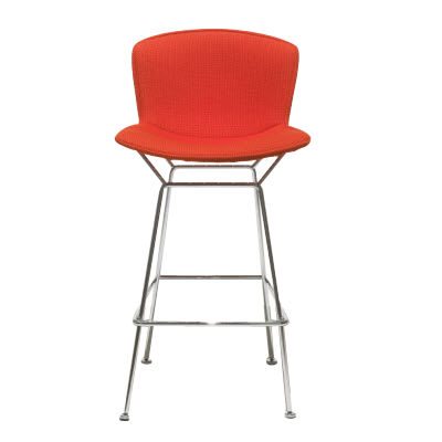 Picture of Bertoia Stool Fully Upholstered by Knoll