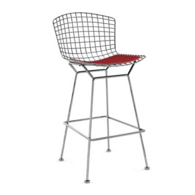 Picture for Bertoia Stool with Seat Pad by Knoll