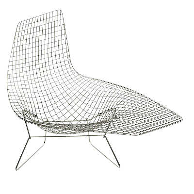Picture of Asymmetric Chaise Lounge by Knoll