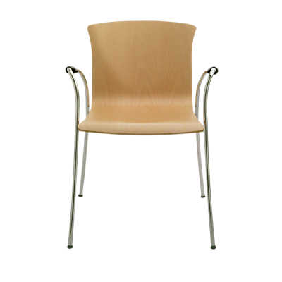 Picture of Cirene Stacking Chair with Arms by Knoll