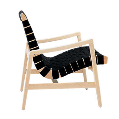 Picture of Risom Lounge Chair with Arms by Knoll