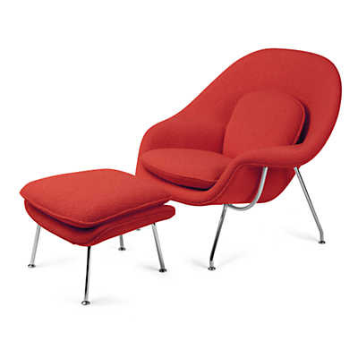 The Womb Chair From Knoll By Eero Saarinen Large Size