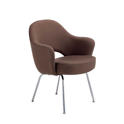 Picture of Saarinen Executive Armchair, Metal Legs by Knoll