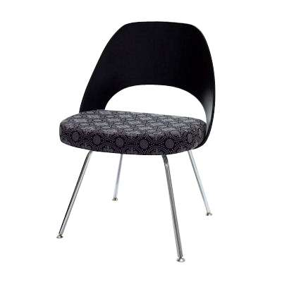 Picture for Saarinen Executive Armless Chair, Plastic Back by Knoll