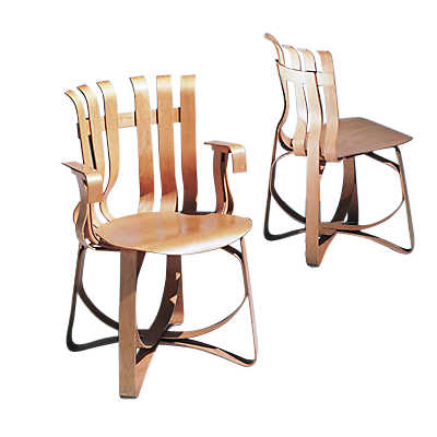 Picture of Hat Trick Chair by Knoll