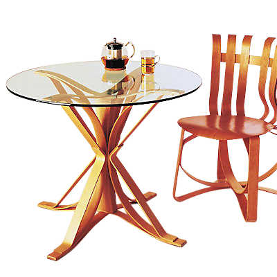 Picture of Face Off Cafe Table by Knoll