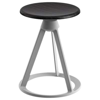 Picture for Piton Indoor Fixed-Height Stool by Knoll