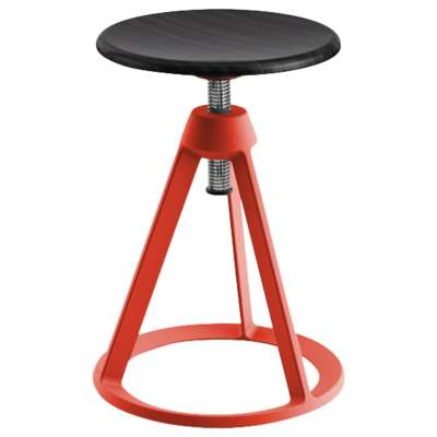Picture for Piton Adjustable-Height Stool by Knoll