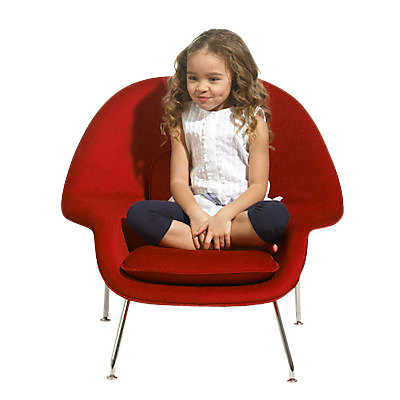 Picture of Kids Womb Chair by Knoll