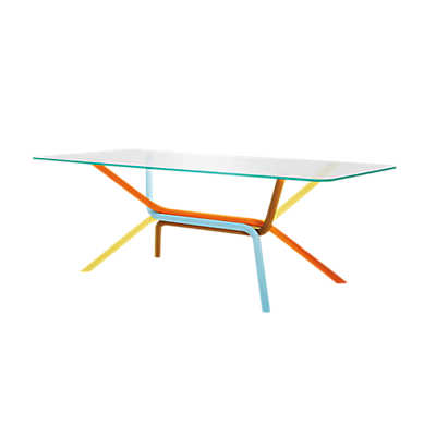 Picture of Lovegrove Rectangular Table by Knoll