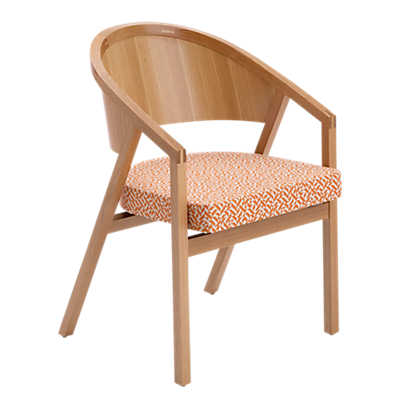 Picture of Shelton Mindel Side Chair by Knoll