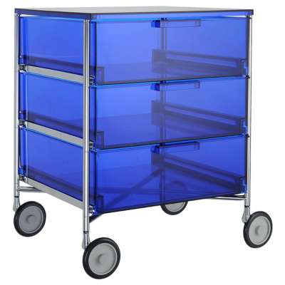 Picture for Mobil 3-Drawer Container with Wheels by Kartell